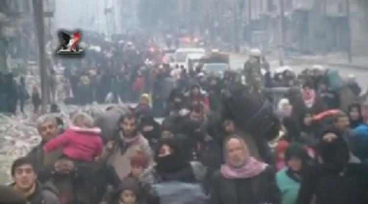 Následující záběry v TV neuvidíte. Jak nám západní média lžou ohledně masakrování Syřanů? Posuďte sami...