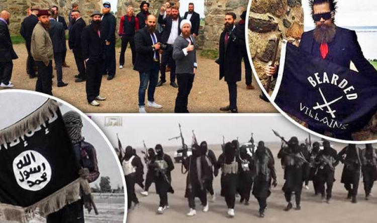 Protiteroristická jednotka rozehnala sraz švédských hipsterů, považovala je za islamisty
