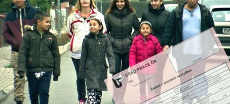 Co veřejnosti nechtěně ukázala televize? Rodina bere na dávkách 40 tisíc měsíčně