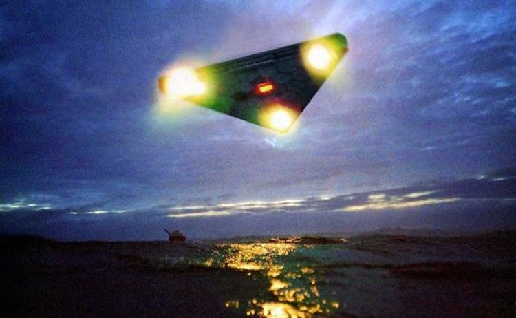 TR-3B. Poznejte tajné UFO americké armády