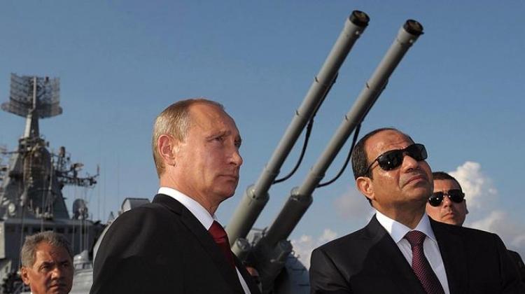 Do Sýrie přichází nové síly.  Rusko změnilo pravidla hry...