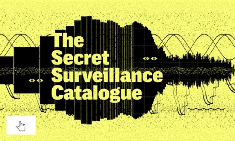Tajný katalog vybavení americké vlády pro špionáž na mobilních telefonech