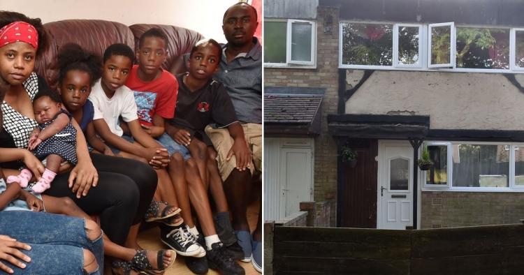 Rodina nezaměstnaných imigrantů je nespokojená s domem zdarma. Dožadují se většího s šesti ložnicemi