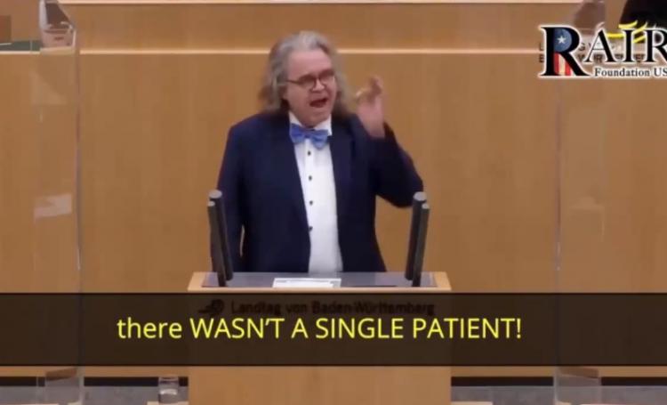 Další němečtí lékaři varují před očkováním... Viděli jste ve vaší televizi?