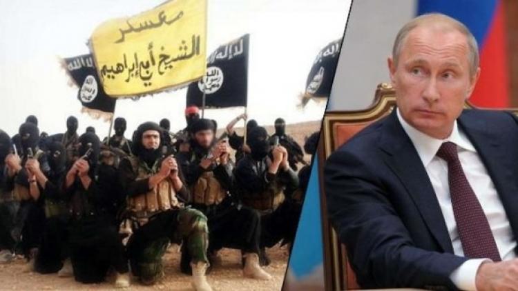 AFGHÁNEC ŽIJÍCÍ V ČESKU: Jediný, kdo proti Islámskému státu bojuje, je Putin, ostatním jde o ropu