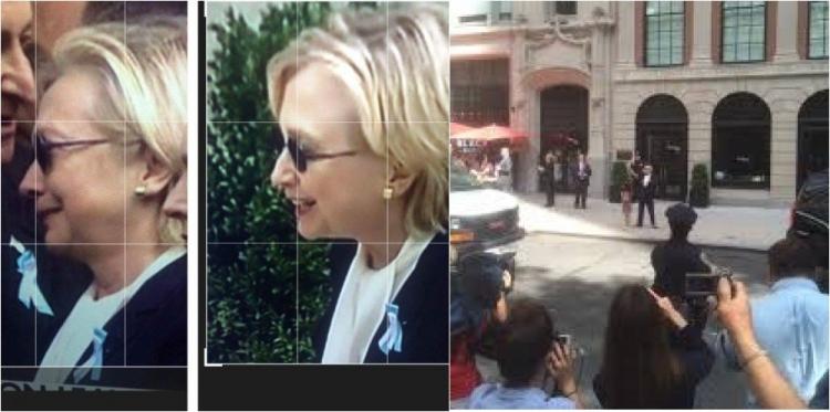 Hillary Clinton je po smrti! Americká televize ABC po této informaci přerušila vysílání. Od té chvíle všichni mlčí. Má dvojníka?