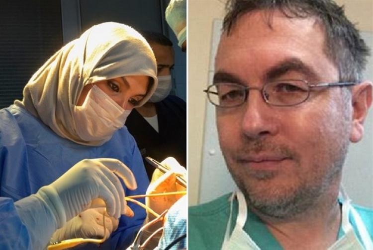 Přední český sluníčkář ničí kariéru českému lékaři, protože ten upozornil na problémy s imigranty