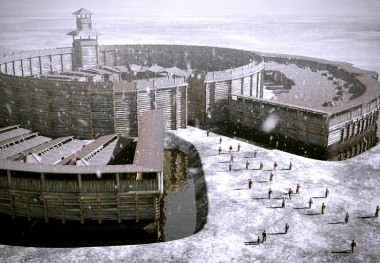 Arkaim: Tajemné praměsto za Uralem. Starší než egyptské pyramidy? Obří kruhy a observatoř na světě