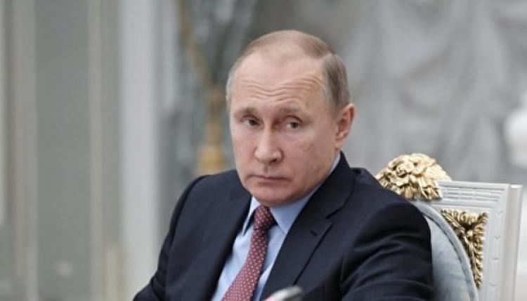 Putin provedl další odvážný kousek, vyhlásil daňovou amnestii