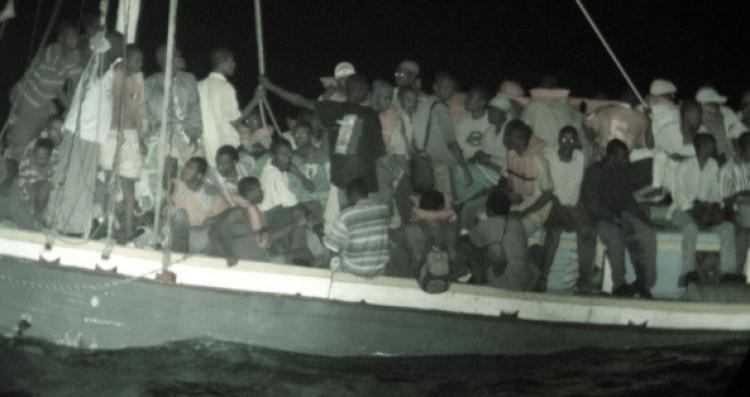 Informační bomba. Uprchlická krize aneb kdo stojí za touto imigrační vlnou?