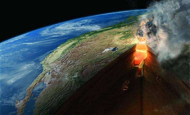Nebezpečí na obzoru? Kolem supervulkánu v Yellowstonu to vře, vědci zaznamenali 878 zemětřesení