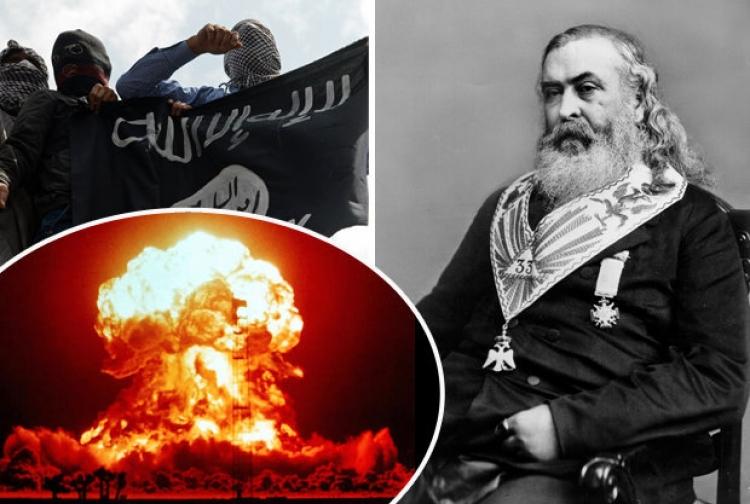 Putin přináší varování: Ilumináti plánují použít islámu k zažehnutí 3. světové války