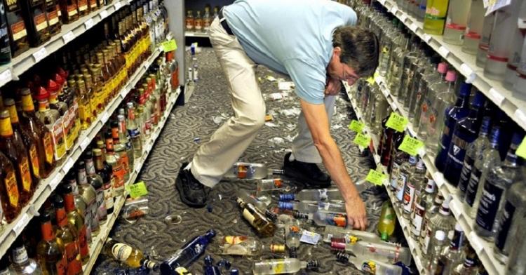 Pokud něco v obchodě rozbijete, udělejte toto. Důležitá informace pro všechny, co chodí do obchodu...