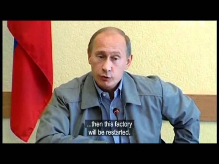 Proč lidé milují Putina? Protože má koule vypořádat se s korupcí. Takto zatočil s majiteli ruského podniku