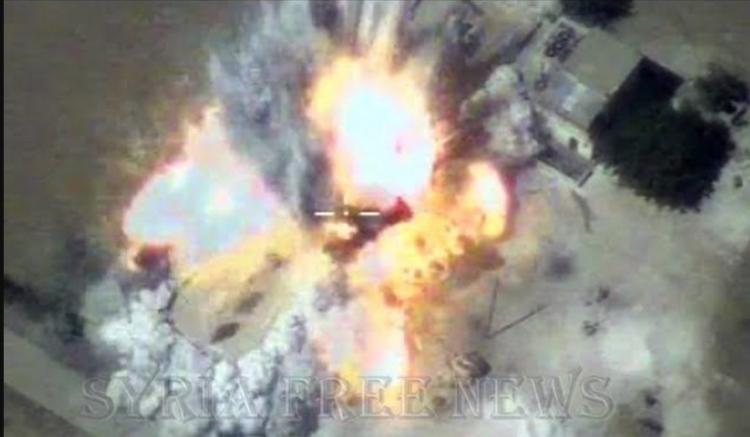 Putinův pozdrav teroristům. Neuvěřitelná spoušť po ruských Kalibrech. Podívejte se na přesné zásahy cílů...