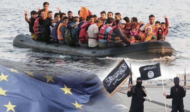 """""""Nežádoucí nevládní organizace"""" financují na ISIS napojené lodě pro přepravu uprchlíků do EU"""