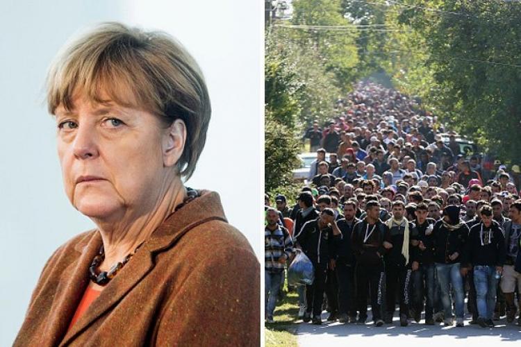 Už to konečně pochopte. Islám není zdroj teroru. Musíme přijmout více uprchlíků, řekla Merkelová