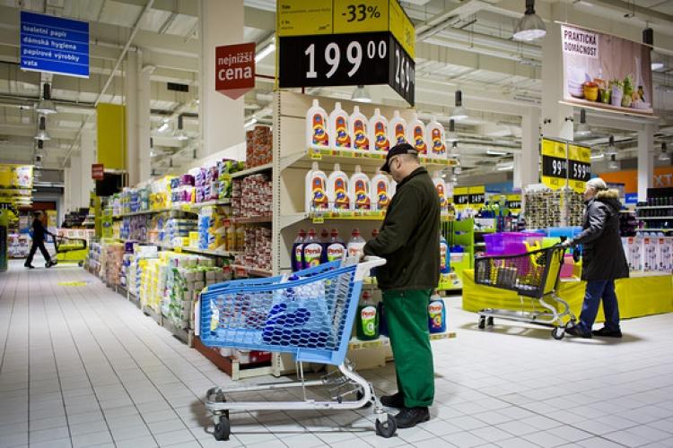 Východní Evropa je zavalená nekvalitním jídlem. Potvrdily to nové testy
