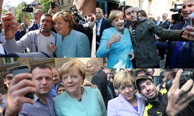 Merkelové to nestačilo? Začneme pravidelně přijímat nové uprchlíky, rozhodla