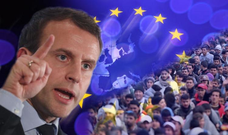 Macron vyhrožuje Česku? Zrádci, poslouchejte EU, nebo pocítíte důsledky, vzkazuje