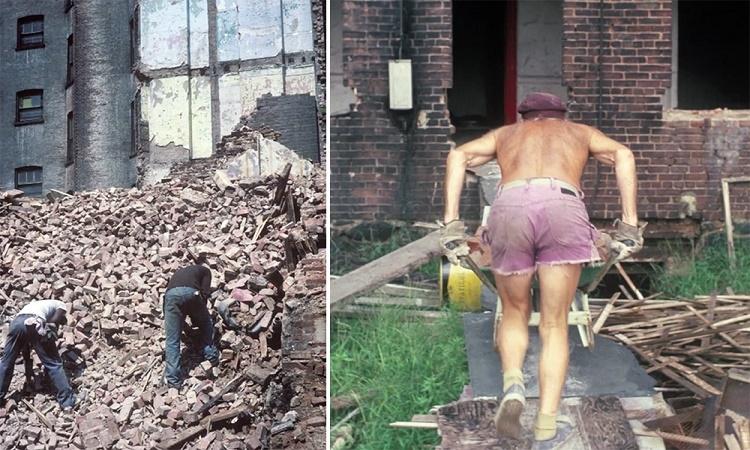 Neuvěřitelné, co dokázal vytvořit od roku 1975-1980 aktivista Adam Purple