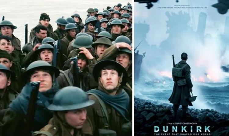 V novém válečném filmu Dunkirk prý není dost žen a menšin, stěžují si novináři