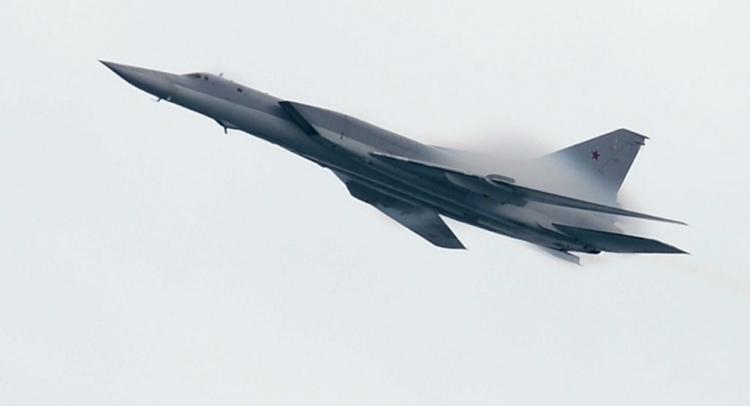 Ruské strategické bombardéry zničily základny teroristů v Dajr az-Zauru