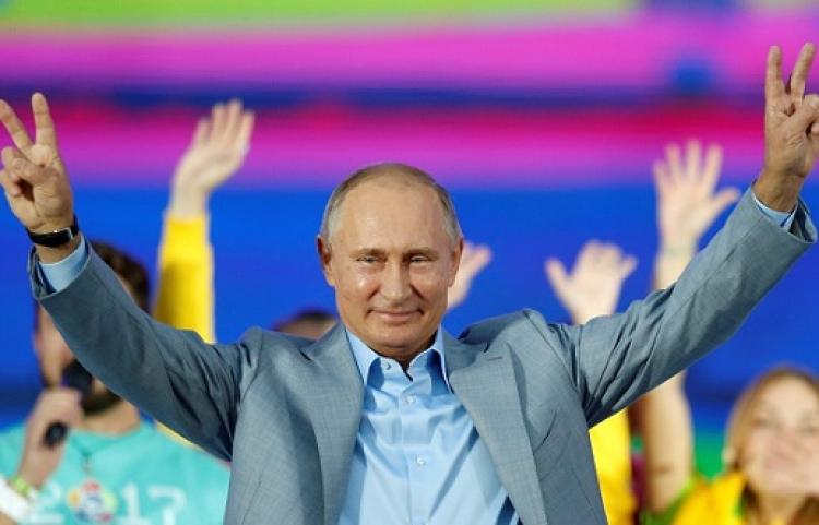 Putin: Lidstvo vstoupilo do velmi těžké, ale důležité etapy svého vývoje