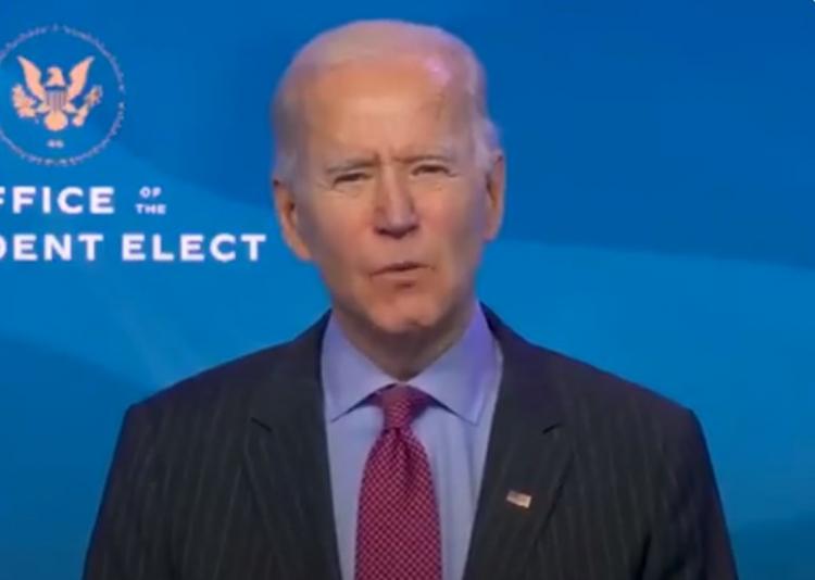 Biden: Malé podniky nedostanou žádnou podporu, pokud nejsou vlastněny menšinami, nebo ženami