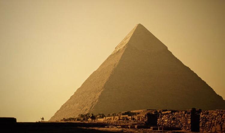 Velká pyramida odkrývá další tajemství: Vědci tam objevili dva tajné prostory