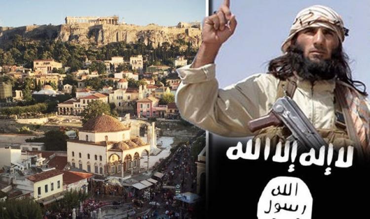 Hrůza v Řecku: Muslimští migranti již otevřeně přebírají zemi do svých rukou. Blokády silnic, násilí a džihád
