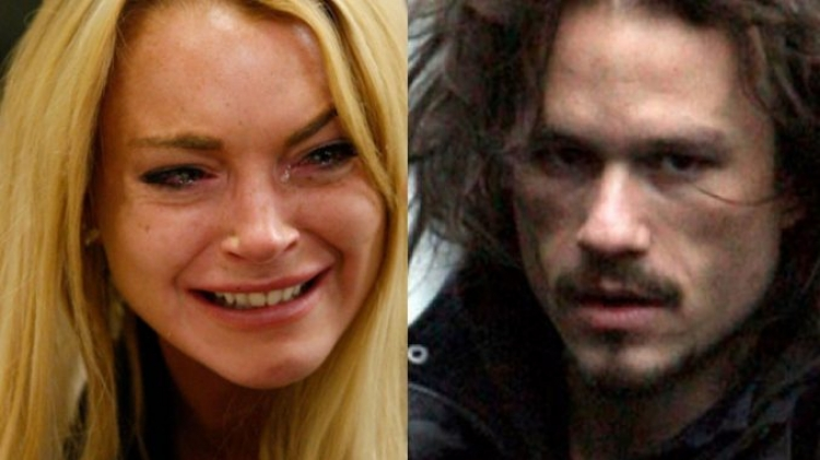 Lindsay Lohan: Hollywood řídí pedofilové, to oni zavraždili Heatha Ledgera