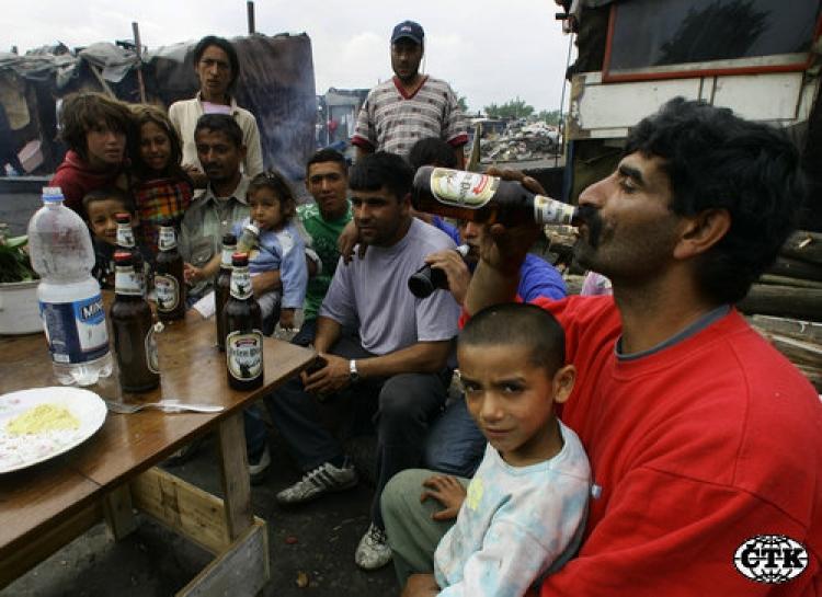 Romové ve Švýcarsku, poněkud jiné podmínky pro život...