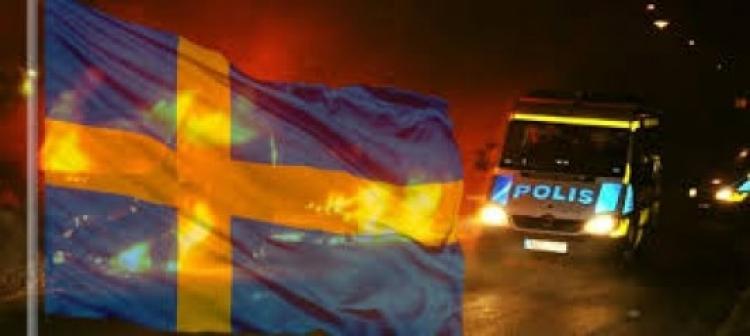 Ve Švédsku migranti podřízli ženě hrdlo, ubodali manžela a zhulení se tomu smáli
