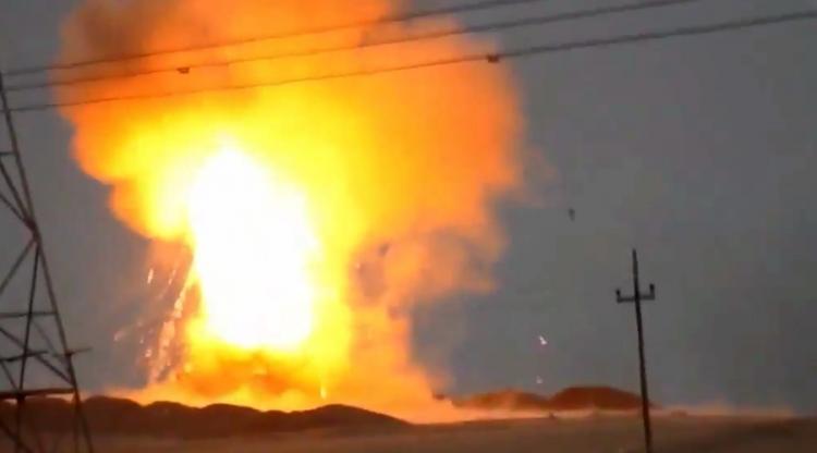 Teroristé se chlubí, jak se jim povedlo ruskou střelou zničit americký tank Abrams. Takhle to dopadlo...