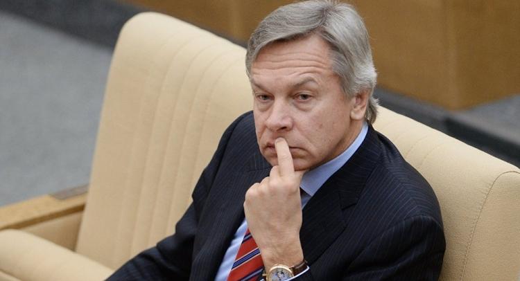 """Puškov je přesvědčen, že jsou USA na """"hranici nervového zhroucení"""""""