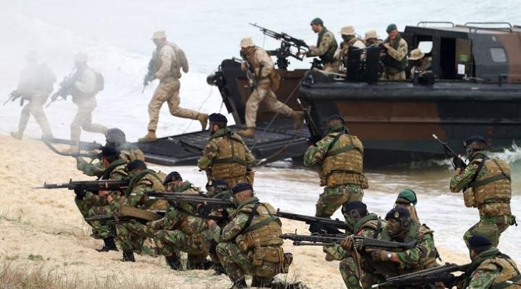 Pentagon chystá plány na válku s Ruskem jako odvetu za Sýrii. Místo střetu: Evropa