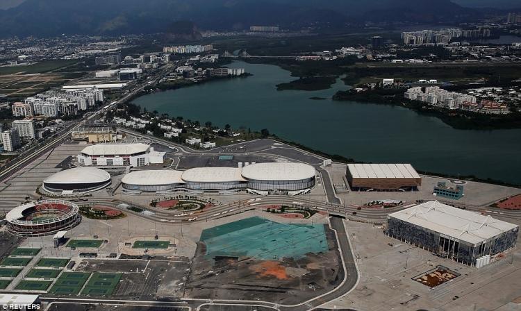 """Tato olympijská """"paráda"""" stála více než 300 miliard a nyní pouze chátrá..."""
