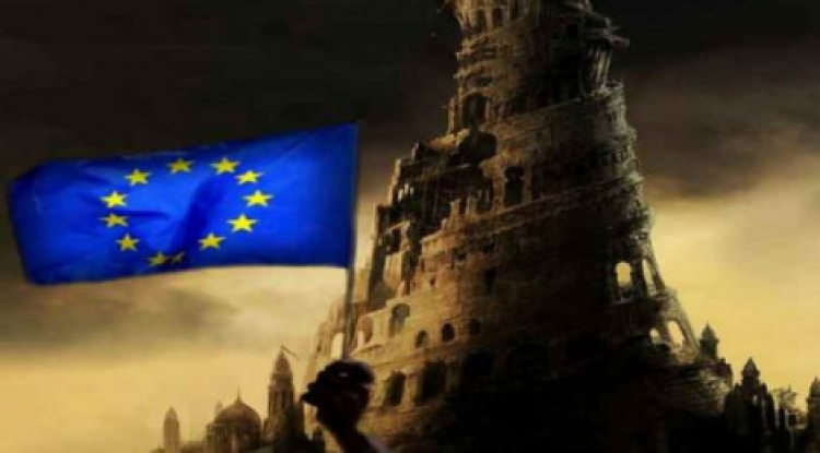 Tohle na nás chystají z EU a OSN, jde jim to rychle. Děti jsou v první linii boje za zničení národa