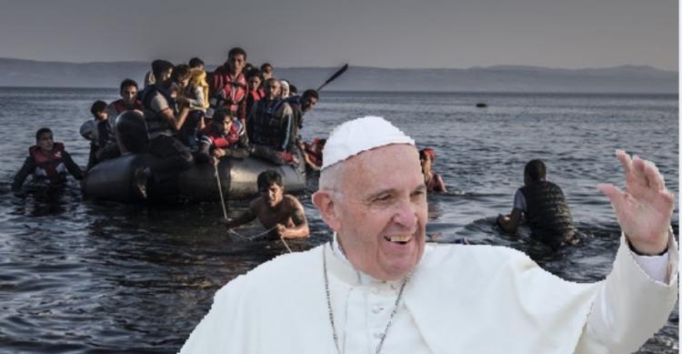 Francouzští policisté páchají sebevraždy a papež František k mezinárodnímu dni migrantů