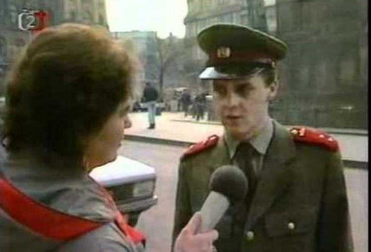 V roce 1989 popisoval, jak mlátil lidi, nyní bude dohlížet na policii