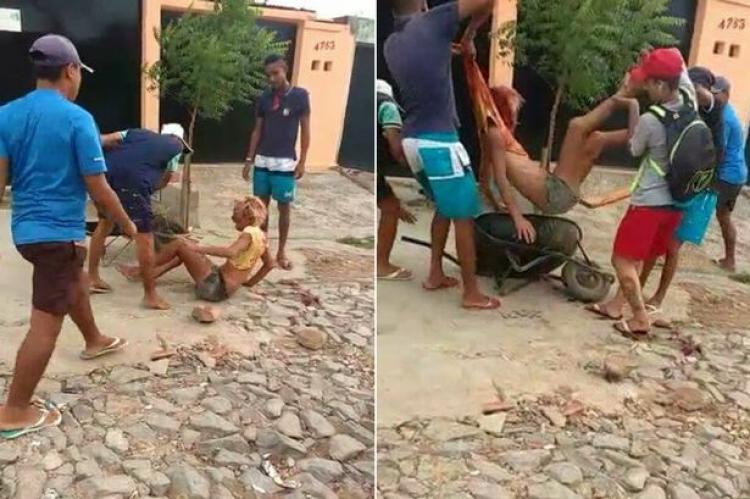Lidskou bytost vytáhli z domu a ubili na smrt kvůli její odlišnosti