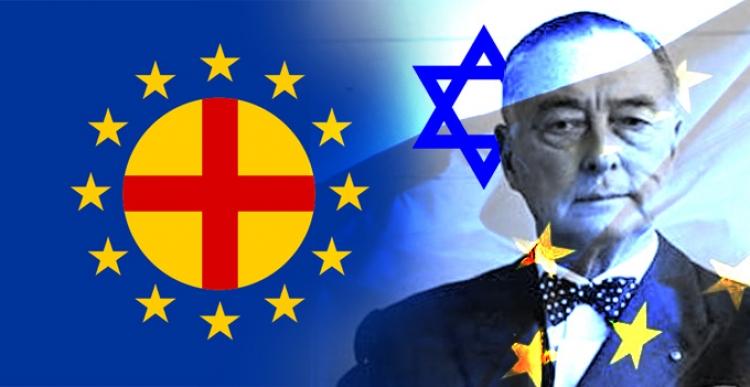 Důležité čtení: Kalergiho plán. legální genocida evropských národů pomocí míšení ras