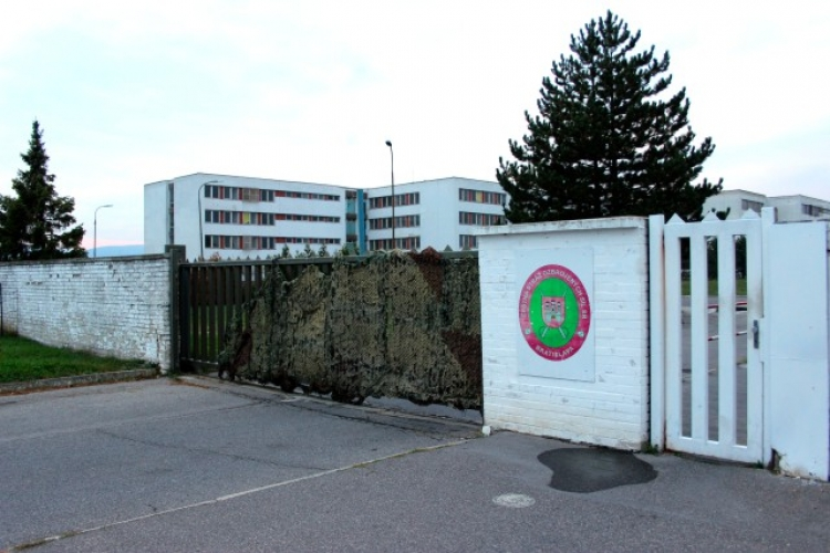 Ve Vajnorech bez přítomnosti médii otevřeli základnu NATO