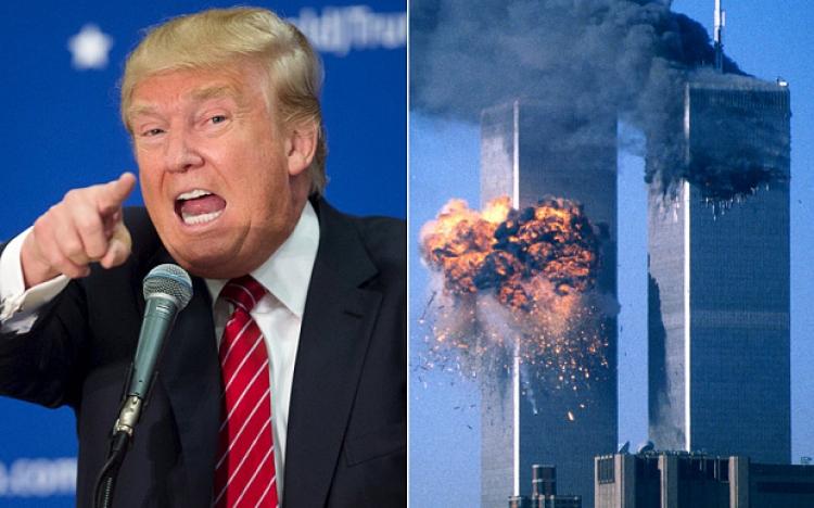 Donald Trump: Bush dopředu věděl od CIA o 11. září, ale nic neudělal. Řízená jaderná podzemní exploze? Kdo všechno měl prsty v největší mystifikaci moderních dějin?