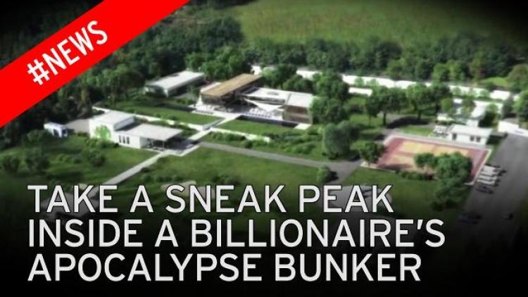 Kousek od Prahy se staví jeden z největších bunkrů na světě. Před čím má chránit?