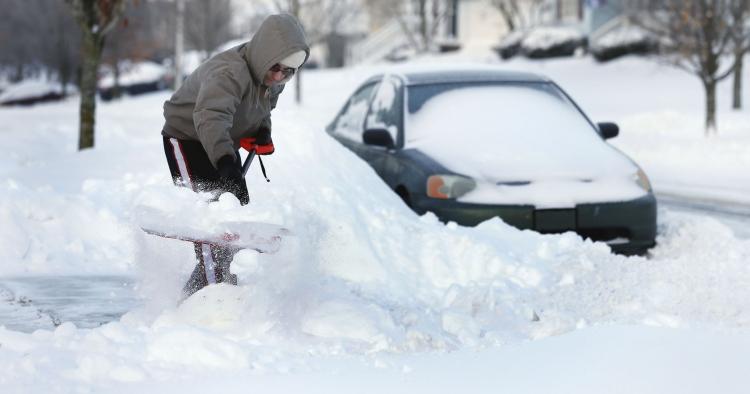 Meteorologové varují: Na Česko se žene mráz ze Sibiře, teploty spadnou až o 20 stupňů