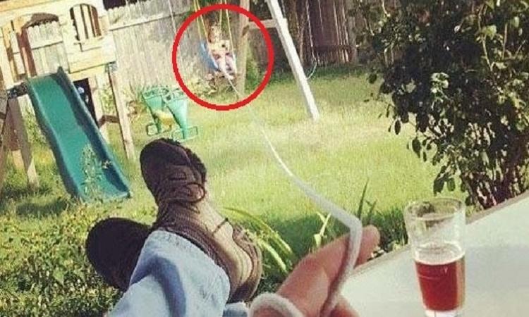 Být rodičem je dřina, ale zřejmě jen pro maminky. 16 obrázků s geniálními tatínky