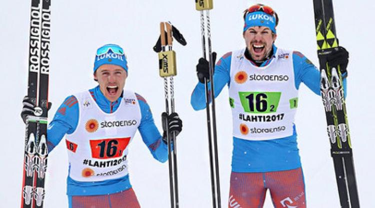Olympijská vítězka z Ruska: Norské lyžaře bych poprosila, aby radši mlčeli