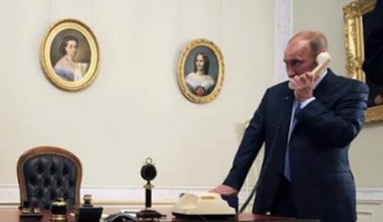 O co jde v Evropě? Putin přináší odpovědi skupině občanských aktivistů